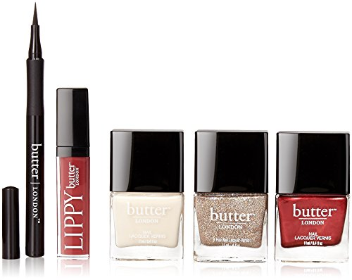 Butter London LIPPY Glitz & Glam Collection - 5 ct - Import It All