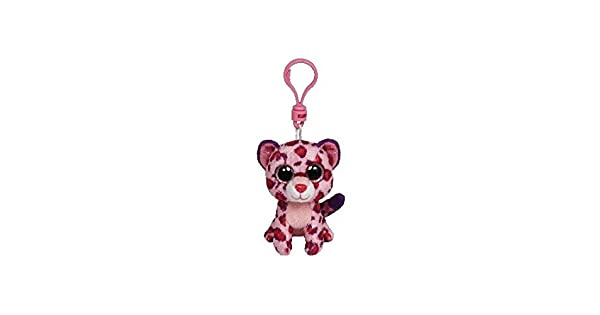 Amazon.com: TY Beanie Boos Glamour – Leopard Clip: Toys & Games