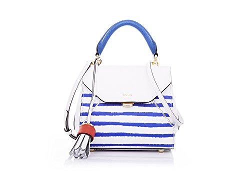 bonia-womens-split-leather-breton-satchel-small-blue