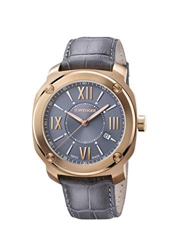 0b15b0e3b96 Wenger Men s Edge Romans Watch Quartz Sapphire Crystal 01.1141.120