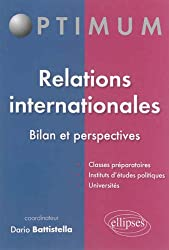 Relations Internationales Bilan et Perspectives