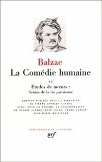 Z. Marcas par Balzac