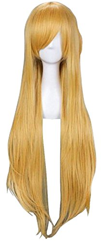"""40"""" Sword Art Online Cosplay Wig Woman's Hair Paty Cos Japanese Anime"""