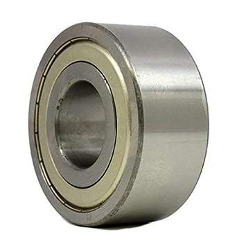 10 pack 6202-ZZ Shielded Radial Ball Bearing 15X35X11