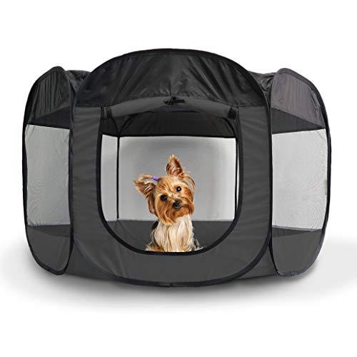 Furhaven Pet Playpen Indoor-Outdoor