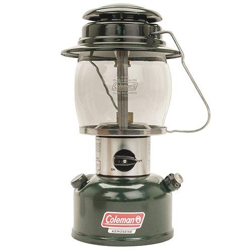 Kerosene Lantern One Mantle (Coleman 1-Mantle Kerosene Lantern Green 3000001138)