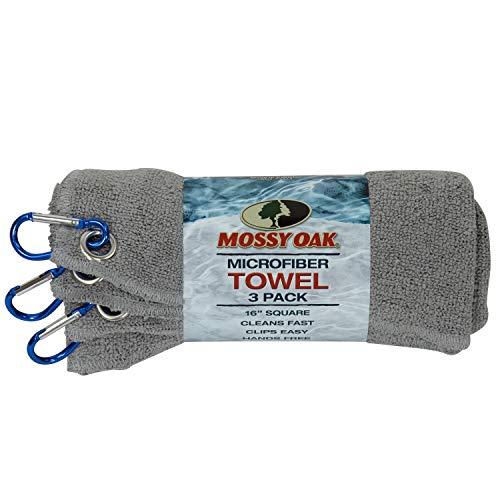 Mossy Oak Golf/Bait Towel ()