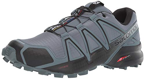 Hombre Weather De Speedcross Para Zapatillas Gris stormy 4 Salomon black Running xZYqwcnpZT