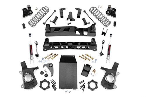6 in lift kit for chevy - 9