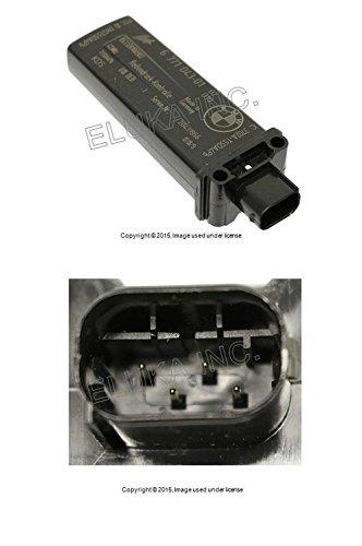 BMW Genuine Tire Pressure Control (Rdc) - Ctrl Unit Tpms Antenna 525i 525xi 530i 530xi 550i M5 528i 528xi 535i 535xi 550i 530xi 535xi 650i M6 650i 650i M6 650i 750i 760i ALPINA B7 750Li 760Li X5 3.0si X5 3.5d X5 4.8i X5 M X5 35dX X5 35iX X5 50iX X6 35iX X6 50iX X6 M Hybrid X6 128i 135i X3 2.5i X3 3.0i X3 3.0i X3 3.0si