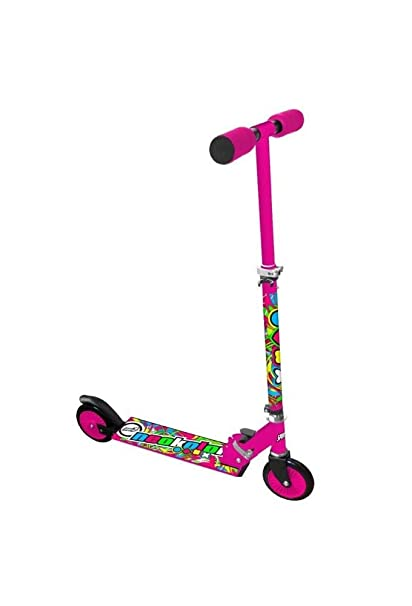 Carrefour 707300071 Scooter Niños Patinete clásico Scooters ...