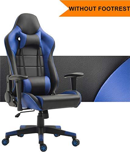Computer Gaming Chair High Back Ergonomic Racing Chair
