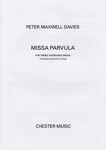 Read Online Peter Maxwell Davies: Missa Parvula pdf epub