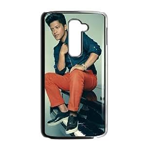 LG G2 Cell Phone Case Black Bruno Mars LSO7729912