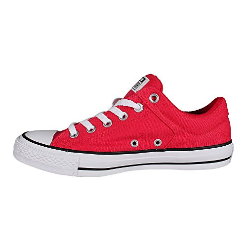 Converse 151043C Chuck Taylor All Star Sneaker High Street Ox Red/ White