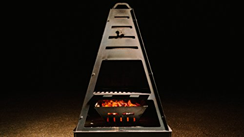 Bad Idea Pyro Tower - Grill Kit