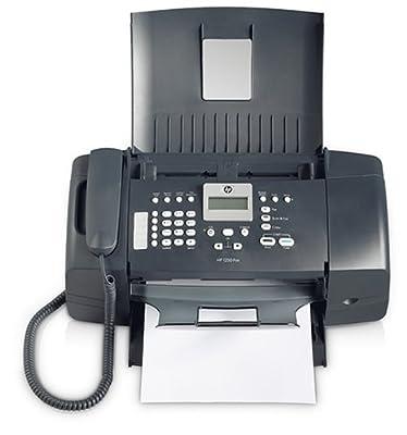 HP FAX 1250 Fax Machine (Black)