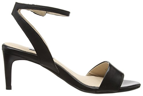Clarks Amali Jewel - Sandalias de vestir para mujer Negro (Black Leather)