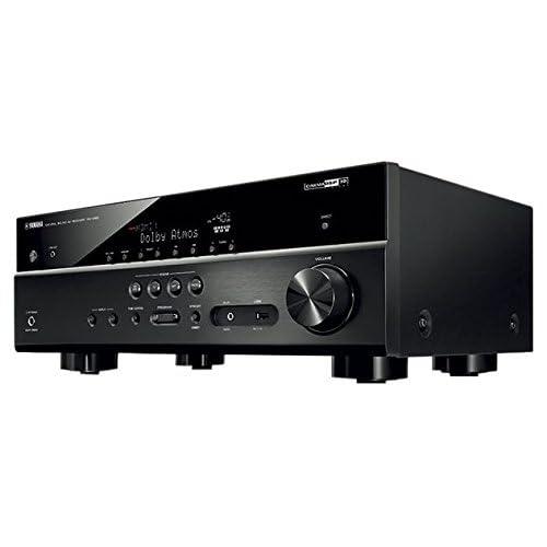 Yamaha RX-V581 120 W Ethernet, HDMI, Noir