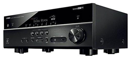 14 opinioni per Yamaha MusicCast RX-V581 Sintoamplificatore AV 7.1, Nero