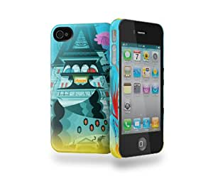 Cygnett CY0672CPICO Icon Designer Case for iPhone 4S - 1 Pack - Retail Packaging - Yellow