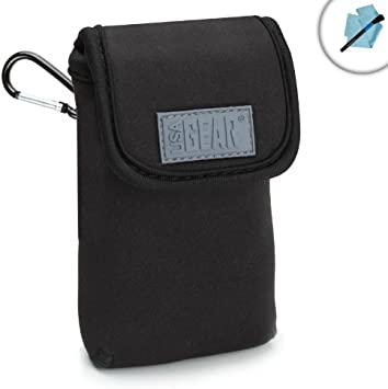Neoprene Soft Camera Case Pouch For NIKON COOLPIX A300 A900 A10 A100