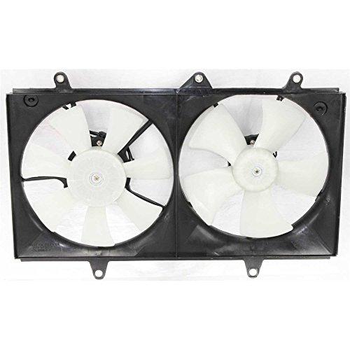 (Radiator Fan Assembly for COROLLA 98-02)