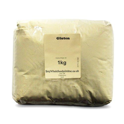 Buy Whole Foods Online Vital Wheat Gluten Flour, 1 kg - Buy