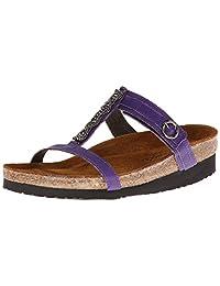 Naot Footwear Women's Malibu Quartz Leather Sandal