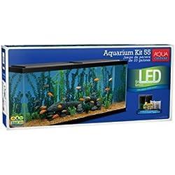 Aqua Culture Aquarium Starter Kit, 55 Gallon