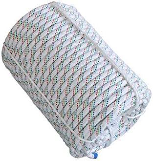 ZHWNGXO Kampf Seil, Polyester Seil 16mm Hot Cut Seil Kopf wasserdichter Brandschutz Leichtgewichtler (Size : 70m)