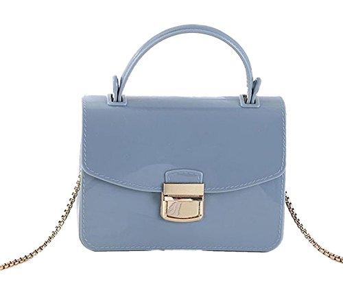 Única Mujer Cruzados L amp; Bolso Talla Para Azul W Collection® qZzYIw6P