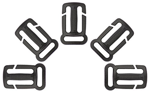 Quik Strap - 10-1 Inch Quik Attach Sternum Strap Adjuster Triglide Slide