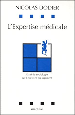 L'Expertise médicale Essai