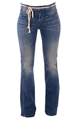 Blue Jean Birkin - Scotch & Soda Maison Scotch Women's Birkin Bootcut Jeans 28W x 34L Vintage Wash