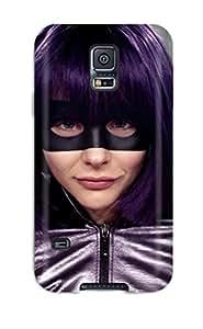 Cute Tpu CaseyKBrown Chloe Moretz In Kick Ass 2 Case Cover For Galaxy S5