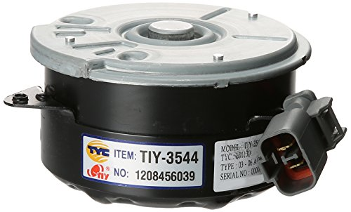 TYC 631130 Honda Accord Replacement Condenser Cooling Fan Motor