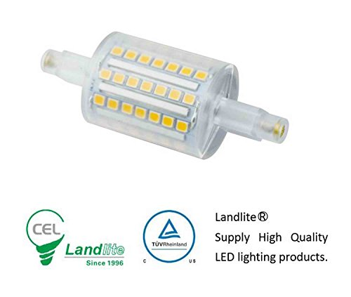 landlite r7s led bulb 100w j type78mm linear halogen