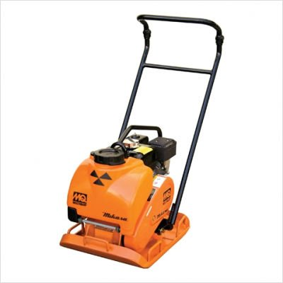 Multiquip MVC82VHW Honda GX160 Plate Compactor with Water Tank, 18″ Wide