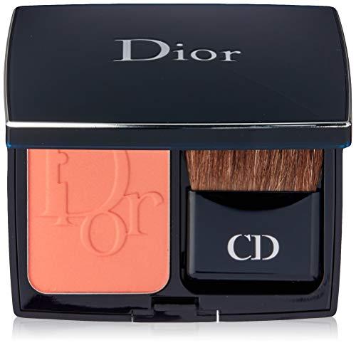 Christian Dior Vibrant Color Powder Blush for Women, No. 581 Dazzling Sun, 0.24 Ounce