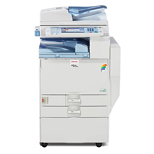 0 Color Copier and Printer All-in-One - A3, 11x17, Copy, Print, Scan, Double Sided, 50ppm, 2 Trays and Stand (Scan Copier Stand)