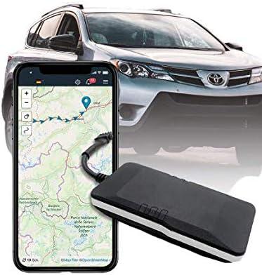 Salind Gps Tracker Auto Motorrad Fahrzeuge Und Lkw S Mit Direktanschluss An Kfz Batterie 9 75v Navigation