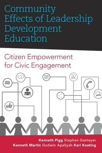 Community Effects of Leadership Development Education: Citizen Empowerment for Civic Engagement (Rural Studies)