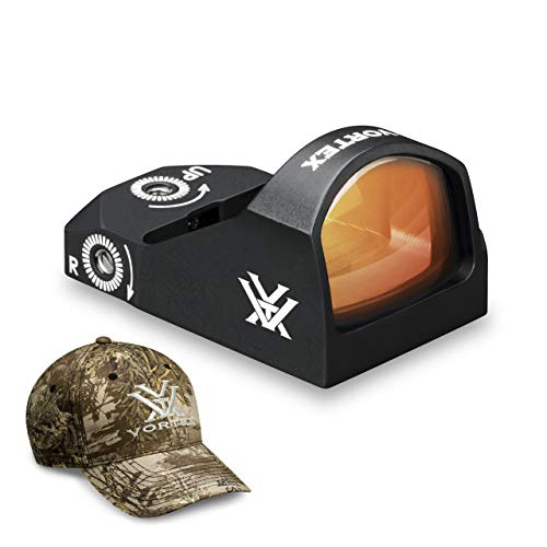 Vortex Optics Viper Red Dot Sight - 6 MOA Dot Baseball Hat ()