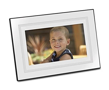 "Kodak EASYSHARE P720 Digital Frame 7"" Negro marco fotográfico digital - Marco digital (17"