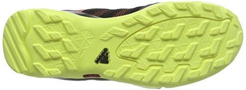 adidas AX2 CP Unisex-Kinder Outdoor Fitnessschuhe Mehrfarbig (Raw Mehrfarbig F15/Core Black/Frozen Yellow F15)