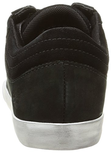 Timberland Glstnbry Snkrox, Baskets Basses Femme Noir (Black)