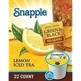 Snapple Lemon Iced Tea K-Cups - 44 Count