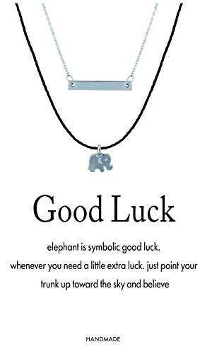 Lucky Drop Necklace - 9