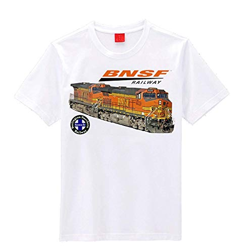 "derful BNSF Dash 9s"" Train T-Shirt"